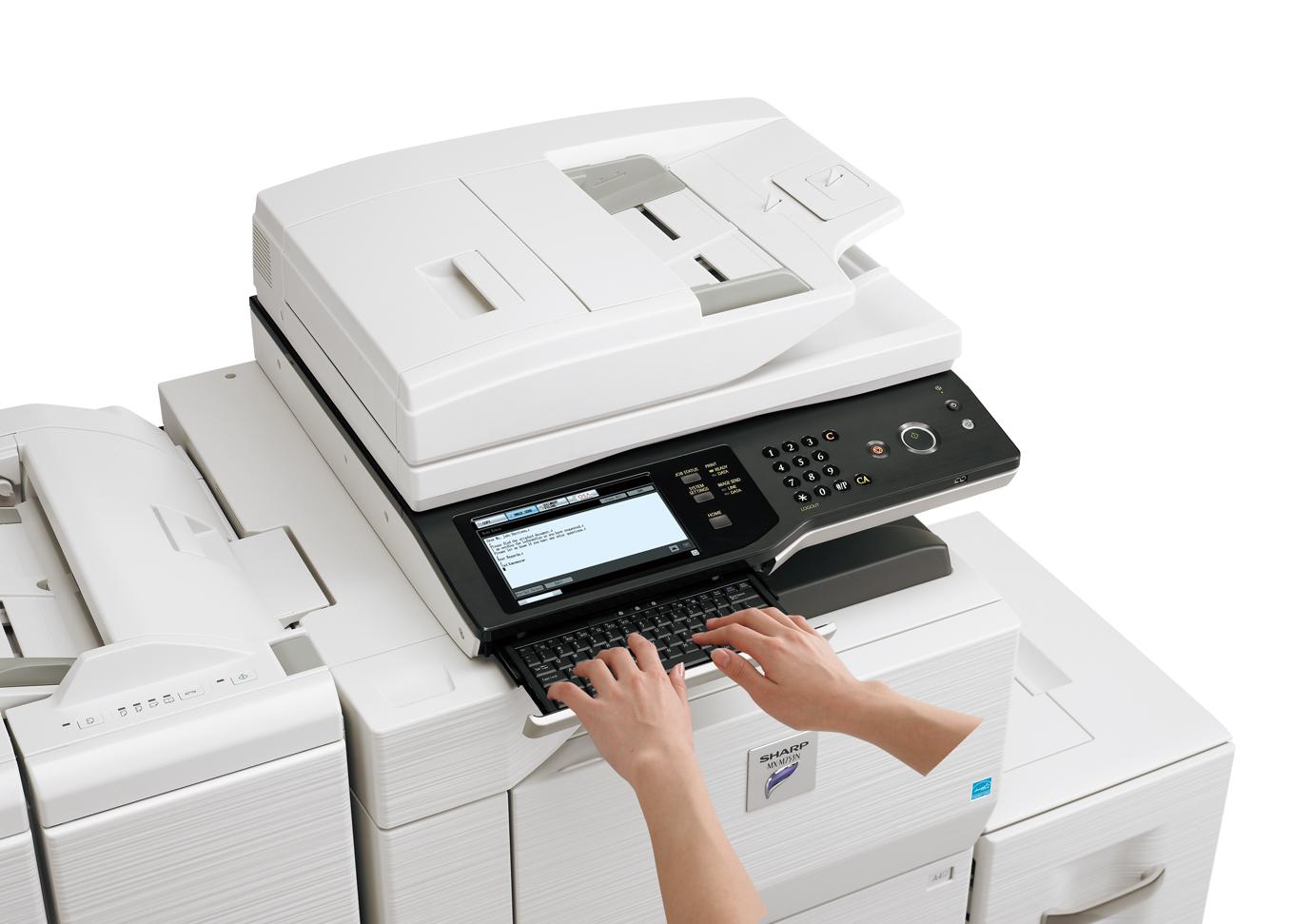 leasing copy machine
